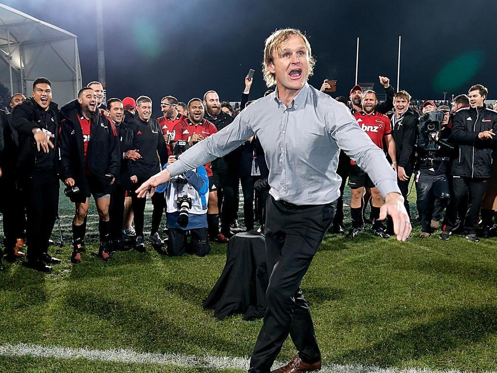 Super Rugby Final - Crusaders v Lions