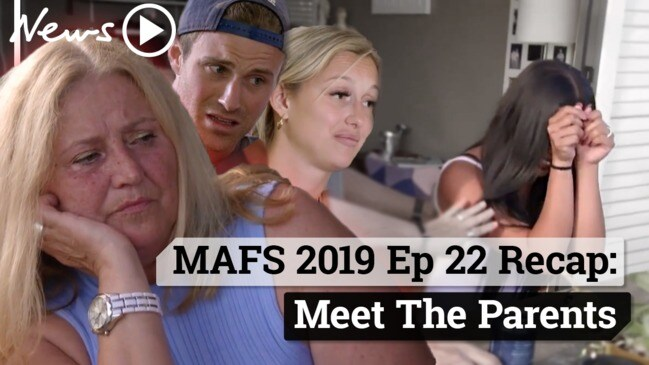 MAFS 2019 Episode 22 Recap: Meet The Parents