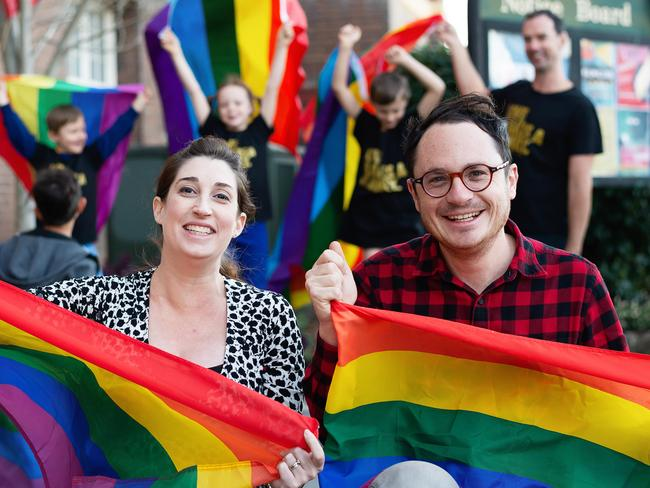 Sydney's Inner West council is going to create a pride centre and hire a LGBTQI project officer. Picture: AAP