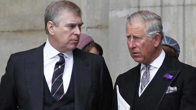"Prince Charles reportedly ""lobbied intensely"" for his brother to be stripped of royal duties. Picture: Ian Kington/AFP"