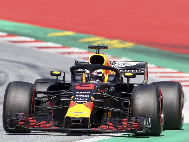 All Ricciardo needs now is a title-winning car.