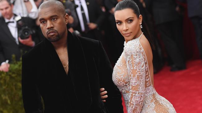 Kim previously posted a lengthy message online about the difficulties of living with someone who has bipolar disorder. Picture: Getty Images