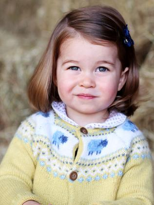 Princess Charlotte will be one of Pippa's bridesmaids.