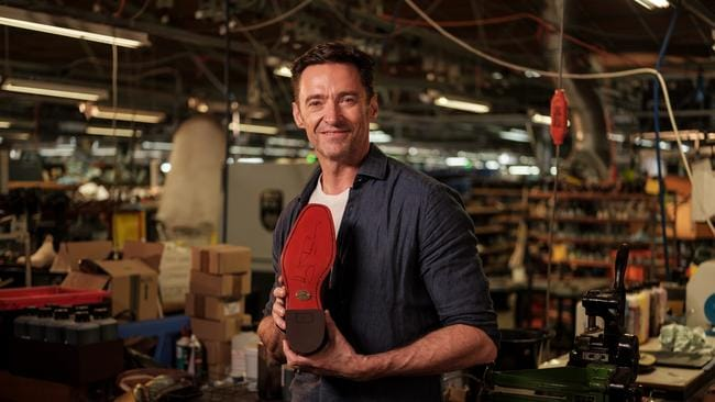 Hugh Jackman was the company's ambassador. What's more Aussie than that?