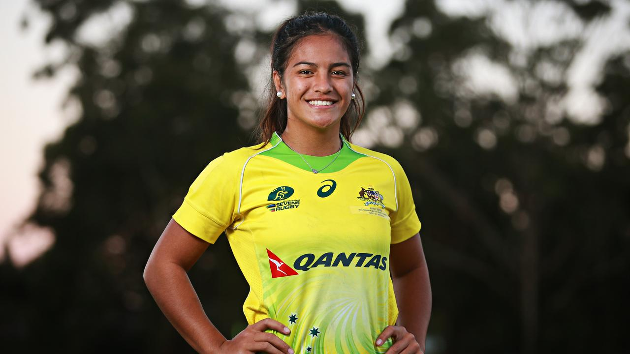 Sariah Paki will make her Sevens World Series debut in Dubai.