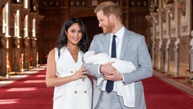 Royal duties for the young family mean a London home is essential. Source: Getty Images