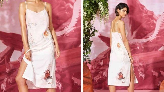 Can You Feel Slip Dress ($99.95)