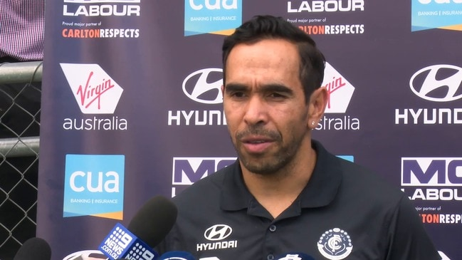 Eddie Betts returns to the Blues - says it was an emotional homecoming