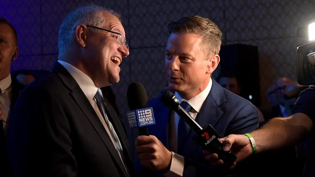 Broadcaster Ben Fordham has been contacted three times in 24 hours over a report he presented yesterday. Picture: Getty Images