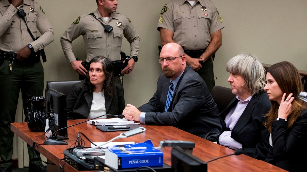 Turpins plead not guilty to all charges