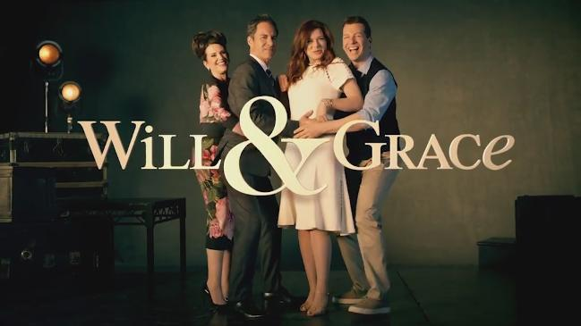 Will & Grace - New Series Trailer