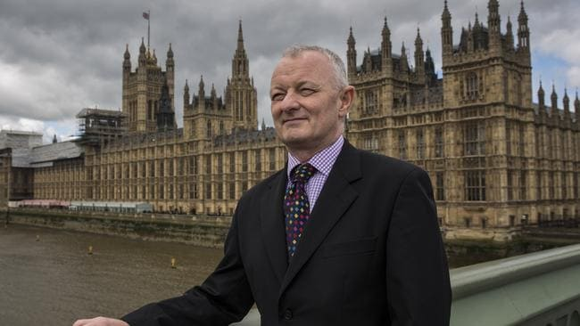 Antony Green is in the UK election. Picture: Ella Pellegrini.