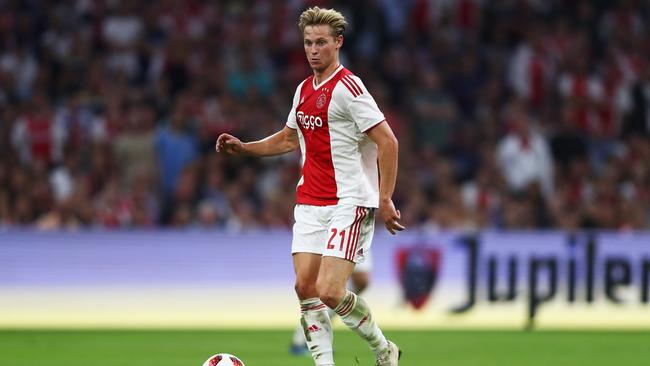 Frenkie De Jong is one of the most sought-after prospects in Europe.