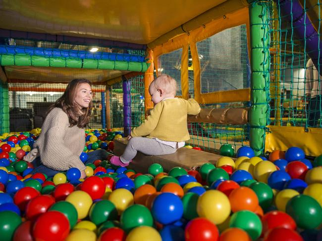 Bacteria found in ball pits can cause pneumonia and even deadly staph infection.