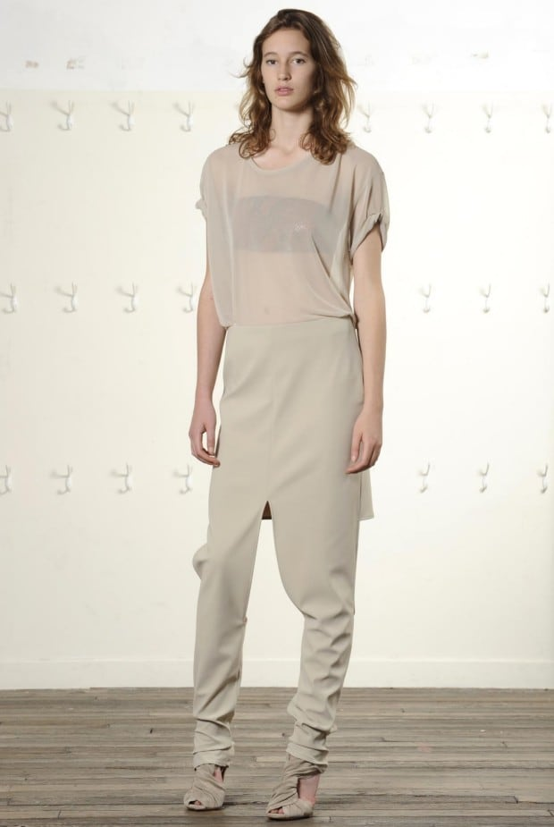 Maison Martin Margiela Resort 2011