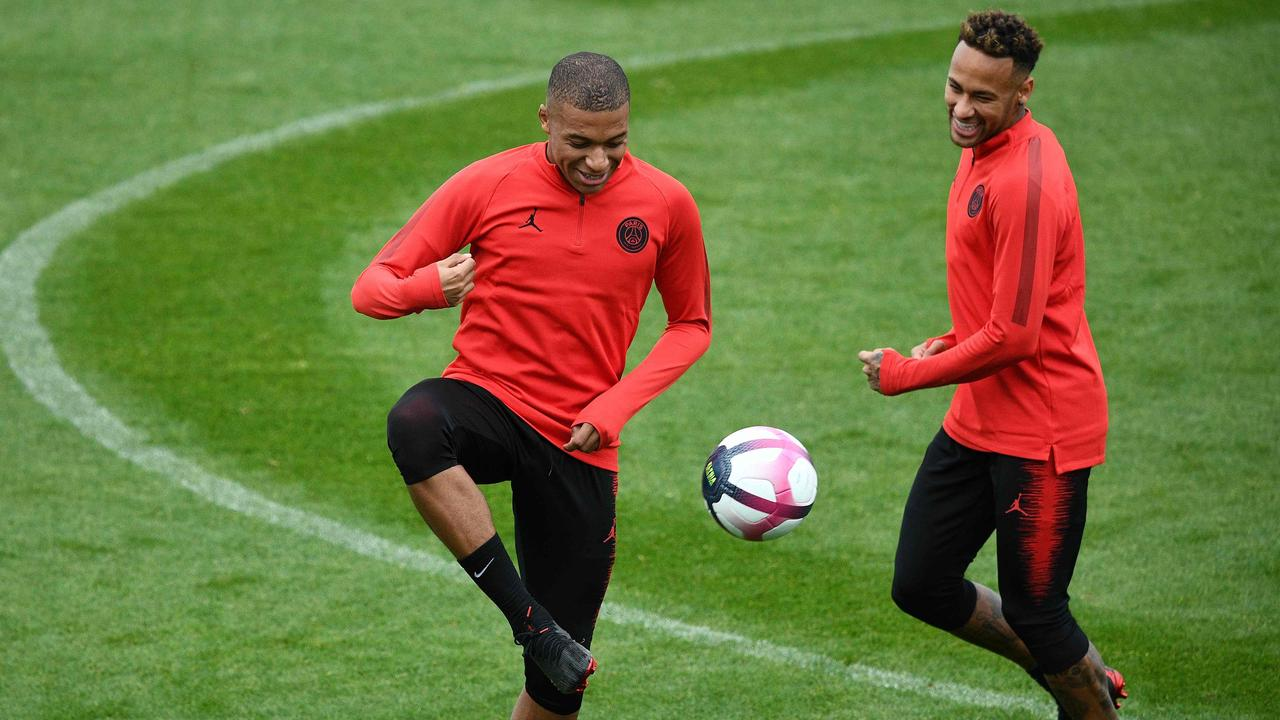 Mbappe and Neymar would certainly come at a cost for Madrid - but it looks like they have the funds.