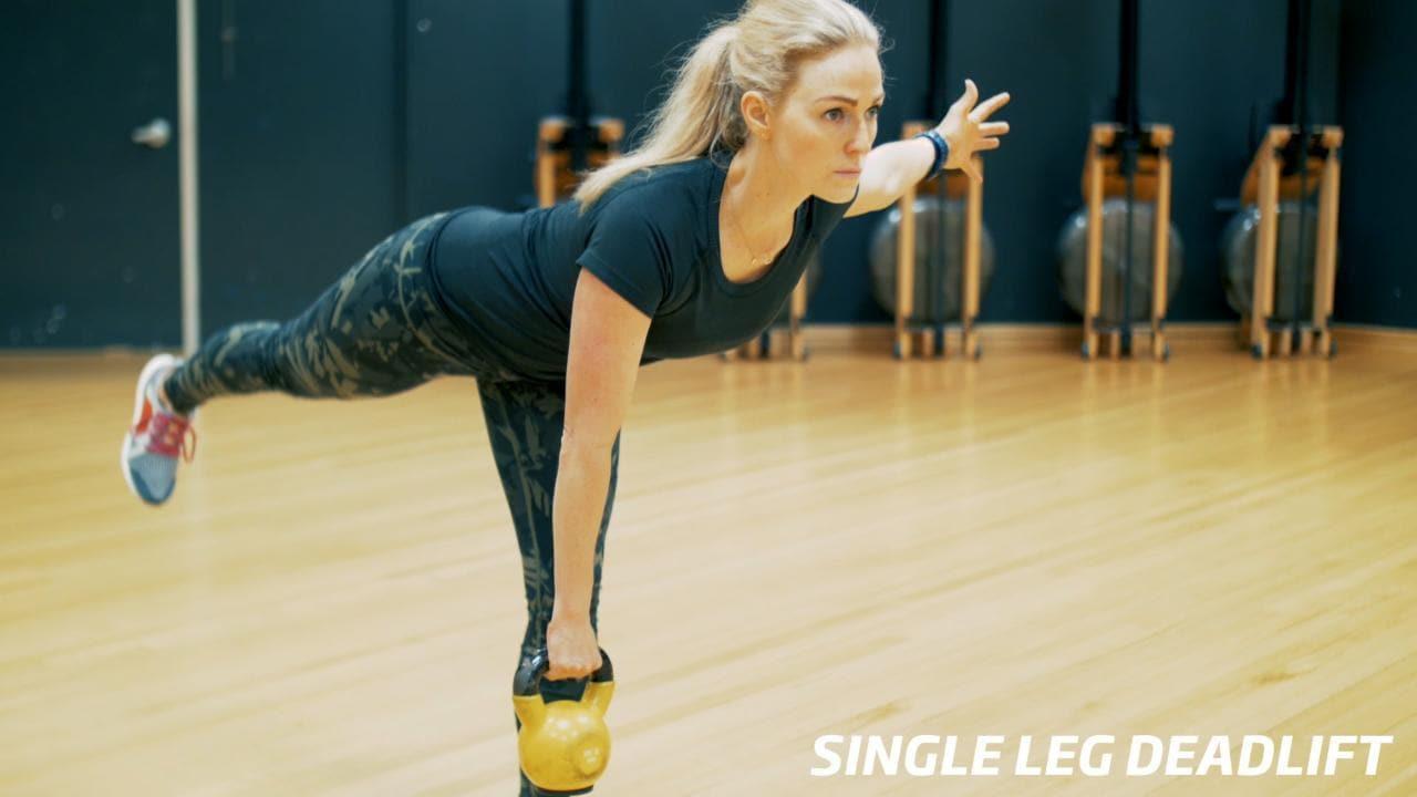 HOW TO: Single-Leg Deadlift