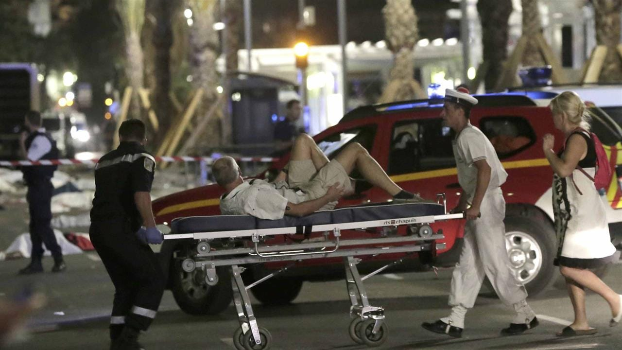 Terror Attack in Nice: Eye Witness Accounts