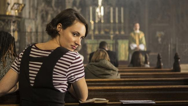 Phoebe Waller-Bridge scored best lead actress for Fleabag at The Emmys. Picture: Supplied.