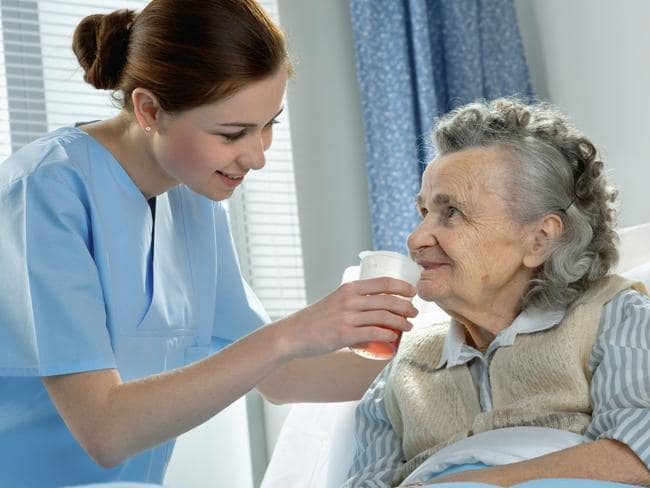 The ageing population is creating direct and indirect jobs for the health sector. Picture: iStock