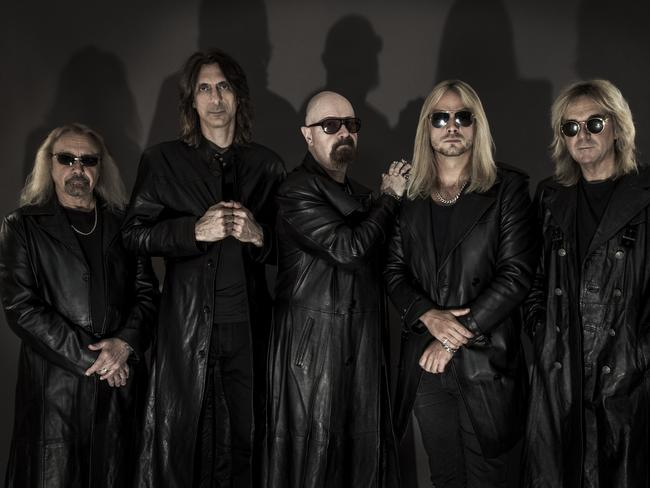 Judas Priest will bid Australia farewell at Download. Picture: Supplied/Travis Shin