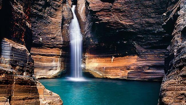 Australia's most exclusive waterhole