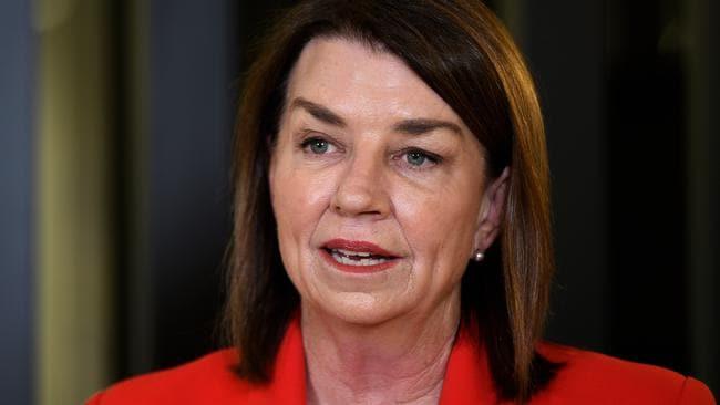 Australian Banking Association CEO Anna Bligh. Picture: AAP