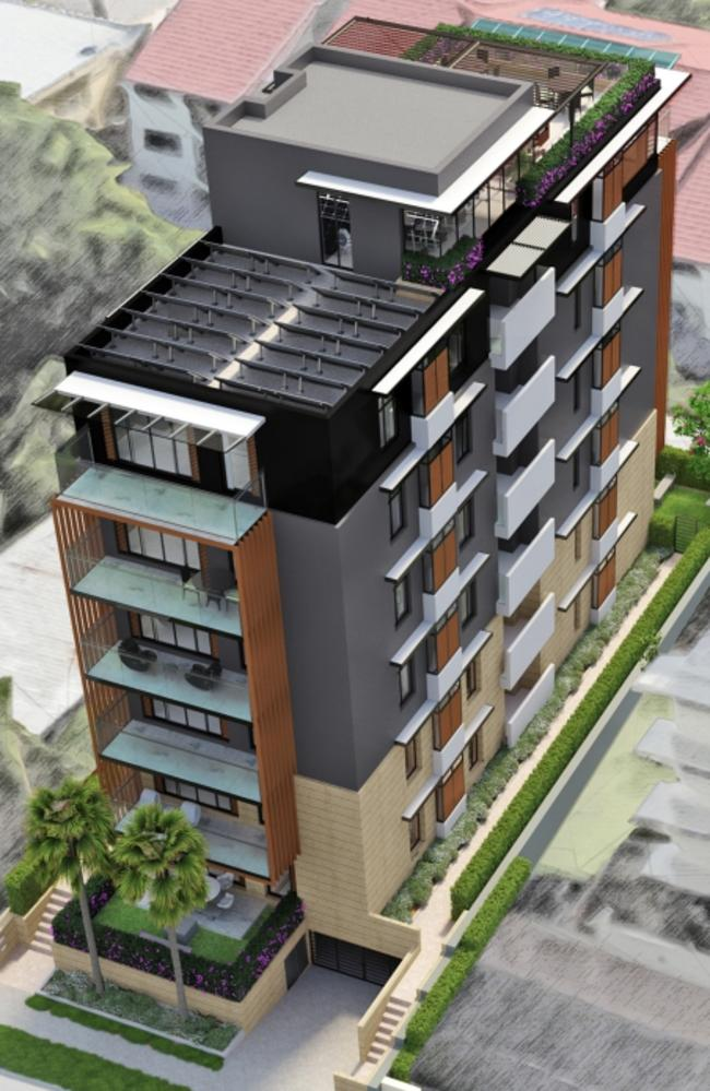 Gold Coast Development New Unit Tower Planned For Central