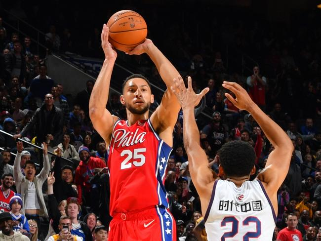 Is Ben Simmons a top ten player?