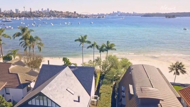Rose Bay beachfront
