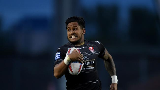 Ben Barba is relishing the chance to come home. Picture: Getty Images