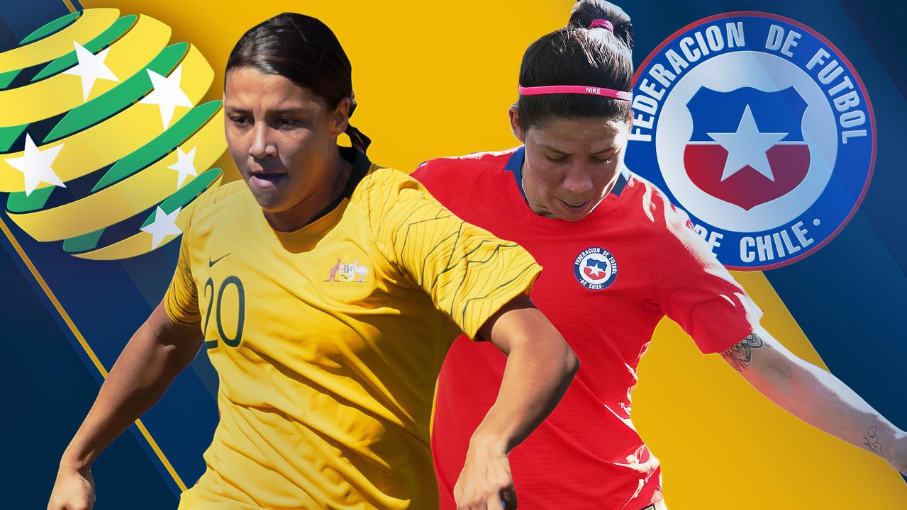 The Matildas are out for redemption.