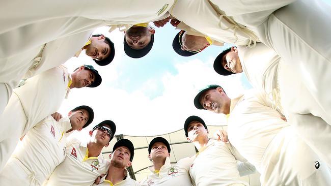Australia has retained the same XI for the second Test.
