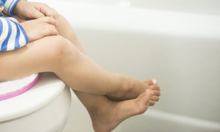 The program that finally helped my stubborn toilet trainer