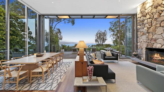 More buyers are checking out views like this one at 104 Smith St, Lorne
