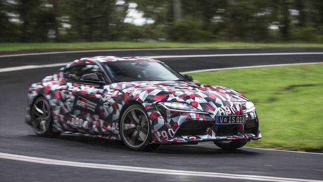 Working with BMW to co-develop the Supra presented a lot of challengers for Tada and Toyota.