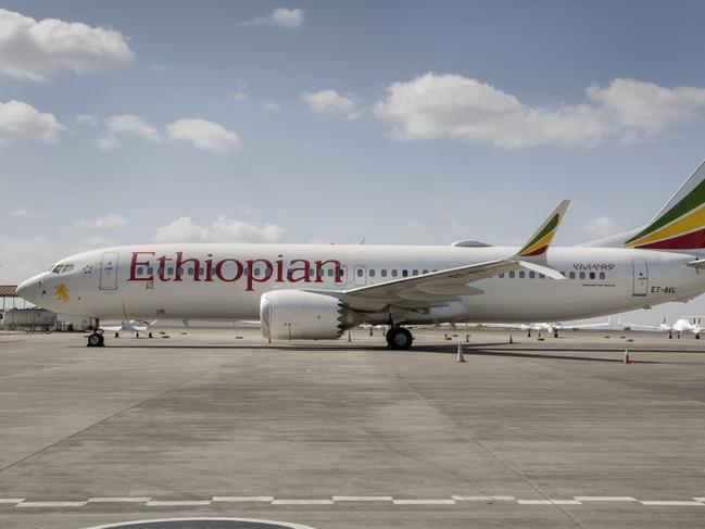 The Ethiopian Airlines plane went down siz minutes after takeoff, killing all 157 on board.