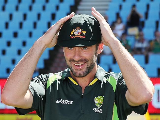 Former Australian test cricketer Alex Doolan played four Tests in 2014