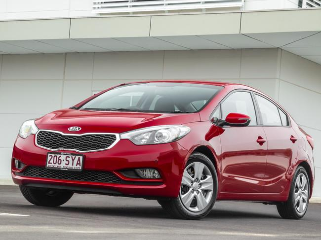 2014 Kia Cerato: Downsizing owner wants the best changeover price