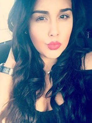Alexandria Vera allegedly had an abortion. Picture: Facebook/Alexandria Vera