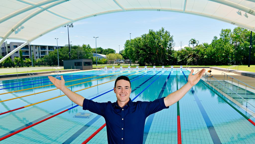 new parap pool expected to be open to public by january daily telegraph