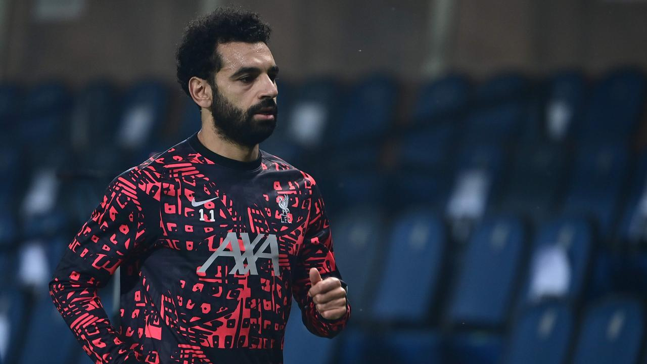 Mohamed Salah could miss upto two games.