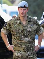 Prince Harry visits Up-Park Camp on March 7, 2012 in Kingston, Jamaica. Picture: Getty
