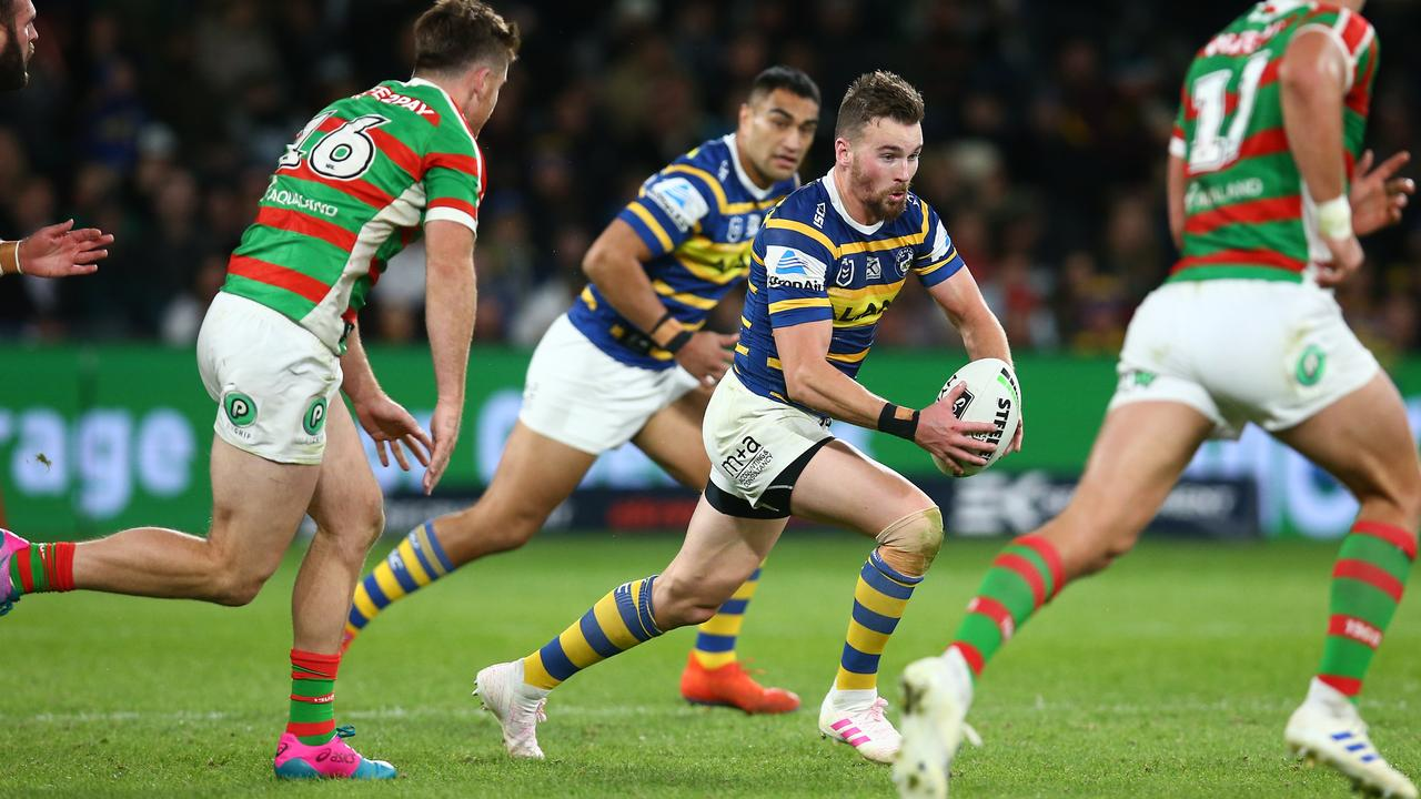 SuperCoaches should hold onto Clint Gutherson of the Eels