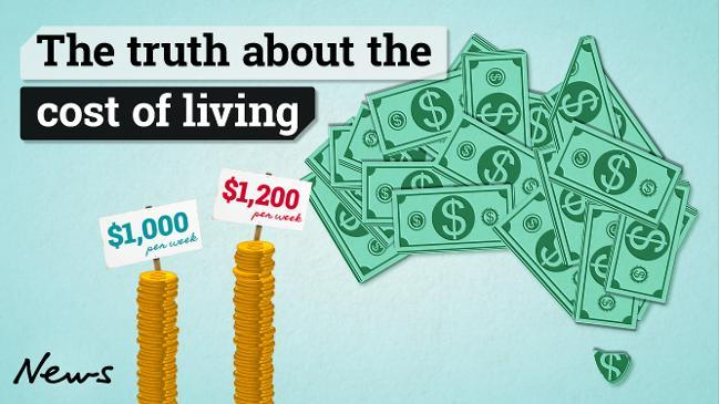 The truth about the cost of living in Australia