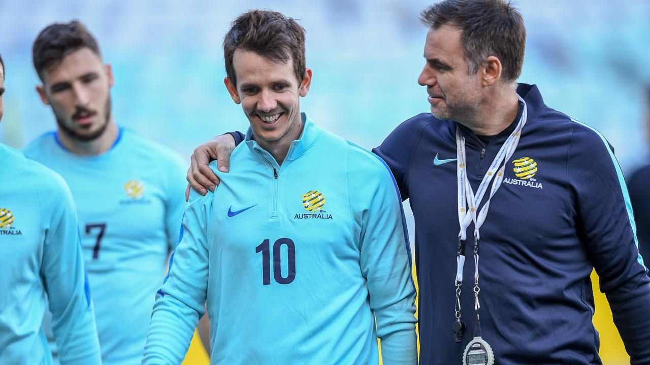 Milicic will lead the Matildas until the completion of the World Cup.
