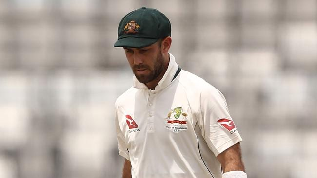 For the first time ever, Australia has lost a Test to Bangladesh.