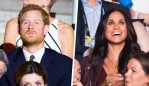 Did you notice this little detail about Prince Harry and Meghan Markle's Toronto appearance? Photo: AP