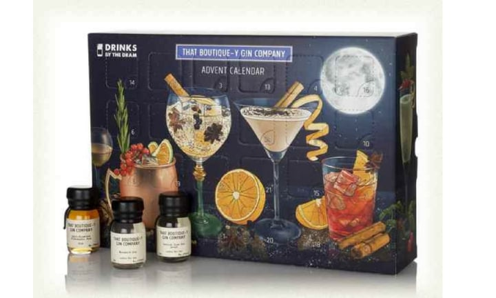 GIN ADVENT CALENDAR: The 'That Boutique-y Gin Company Advent Calendar' is sure to be a hit. For 25 days you'll be surprised with a little bottle of festive spirits from some of the world's finest distillers. The calendar retails for $143.38 and is available online at Master of Malt.