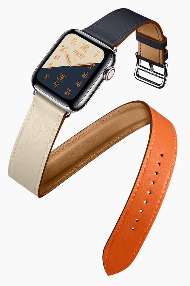 The Apple Watch Hermès. Image credit: Apple